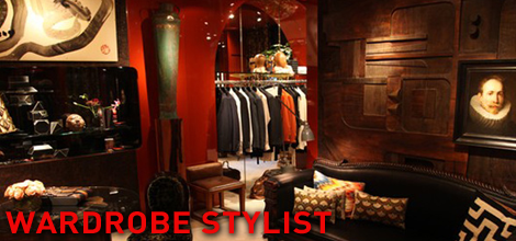 Mens Stylist Wardrobe Stylist
